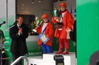 Картинг. «МегаФон Моторспорт»: У нас  в гостях мировая легенда Формулы 1., фото 3