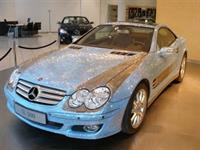 Mercedes-Benz SL 500 Crystal