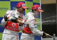 Vodafone McLaren Mercedes и Mobil 1 покоряют Россию вместе с РЕН ТВ, фото 5