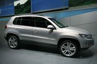 Volkswagen Tiguan получил российскую прописку, фото 1