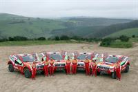 Подготовка завершена – команда Mitsubishi Motors готова к участию в марафоне «Дакар», фото 1