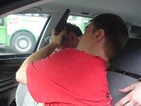 Приемы самообороны в автомобиле, фото 8