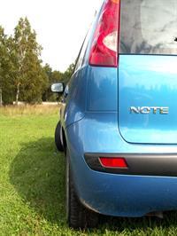 Nissan Note: Стильная машина для разборчивого семьянина, фото 29