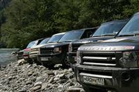 Land Rover открывают новые горизонты: территория Юг, фото 4