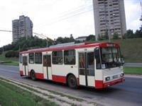 В 2009 г. на дорогах Москвы для общественного транспорта выделят отдельные полосы, фото 1