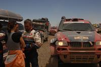 Ралли-рейды. Дакар-2009. День четвертый. Пыльная ловушка., фото 5