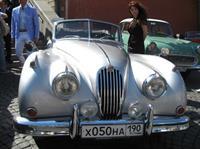Девятое ежегодное ралли классических автомобилей в Москве , фото 20