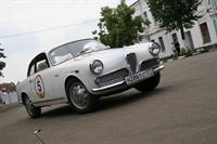 Финишировало IV ралли классических автомобилей «Золотое Кольцо», фото 1