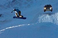 С горнолыжного склона на Subaru Impreza WRX STi, фото 1