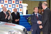 Простой завода General Motors под Питером, фото 1