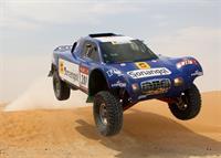 Кубок Мира по ралли-рейдам – Этап 2: Abu Dhabi Desert Challenge 2012. Яркие моменты в итоговом резюме., фото 3