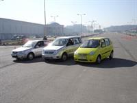 Состоялся первый большой тест-драйв автомобилей Hafei Motor в России, фото 1