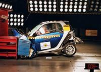 Smart ForTwo на тестах по безопасности получил 4 звезды, фото 1