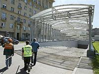В Москве открылась первая перехватывающая парковка, фото 1