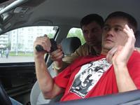 Приемы самообороны в автомобиле, фото 6