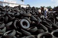 Проблемы утилизации  в стиле современного искусства - автомобильные шины обретают новую жизнь в скульптурах