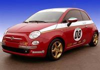 Fiat 500 будет участвовать в соревнованиях, фото 1