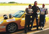 В Мячково состоялось награждение призеров первого этапа чемпионата в межреальности «Euro-race CarTush'08», фото 1