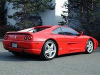 В Риме обнаружили поддельную Ferrari 355 GTS  Berlinetta, фото 1