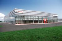 Toyota открыла спеццентр в Краснодаре, фото 2