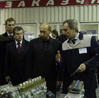 Путин на ЯМЗ, фото 1
