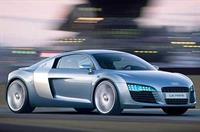 Рост продаж  автомобилей Audi в России , фото 1