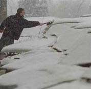 Сегодня Москву завалит снегом, фото 1