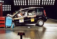 Skoda Roomster получил 5 звезд EURONCAP , фото 1