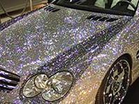Богатые Москвичи предпочитают автомобили из золота и хрусталя, фото 1
