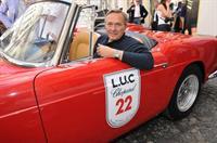 Девятое ежегодное ралли классических автомобилей в Москве , фото 1