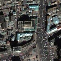 На площади Тверской Заставы строят новую развязку, фото 1