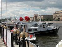 Jaguar и Land Rover на IV Московском Фестивале Яхт, фото 1