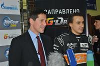 «Газпром нефть» предоставил топливо для шоу Top Gear Life, фото 1