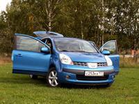 Nissan Note: Стильная машина для разборчивого семьянина, фото 22