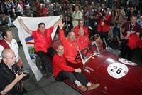 Alfa Romeo побеждает в легендарной гонке Mille Miglia 2007 , фото 3