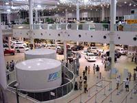 Toyota построила самый большой автосалон в мире, фото 2