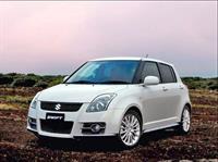 Турбированный Suzuki Swift покажут осенью, фото 1