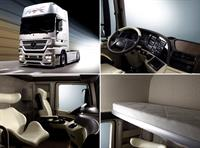 Грузовик-мечта - Mercedes-Benz Actros Space-Max, фото 4