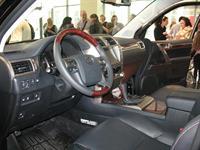 Бизнес кар представил клиентам Lexus GX 460, фото 3