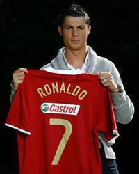 Криштиану Роналду стал лицом Castrol, фото 1