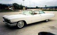 Cadillac DeVille DFO 301 1960-го года выпуска
