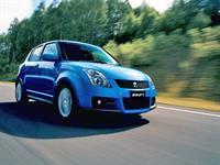 Турбированный Suzuki Swift покажут осенью, фото 2