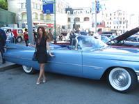 Девятое ежегодное ралли классических автомобилей в Москве , фото 8