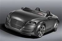 Audi представила новый концепт TT Clubsport Speedster quattro, фото 1