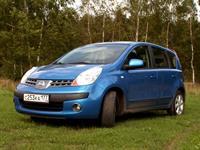Nissan Note: Стильная машина для разборчивого семьянина, фото 2