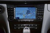 Навигационная система Mercedes-Benz теперь и в России, фото 1