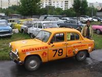 В День Победы в Москве состоится парад старинных автомобилей, фото 4