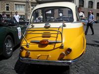 Девятое ежегодное ралли классических автомобилей в Москве , фото 16