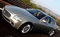 Maserati начинает отзыв седанов Quattroporte, фото 1