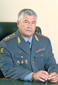 Начальник Главного управления МВД России по Москве генерал-лейтенант полиции Владимир Колокольцев